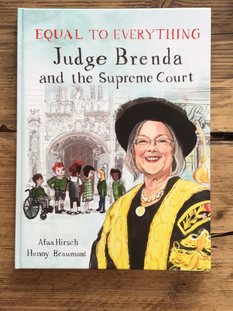 Equal to Everything : Judge Brenda and The Supreme Court