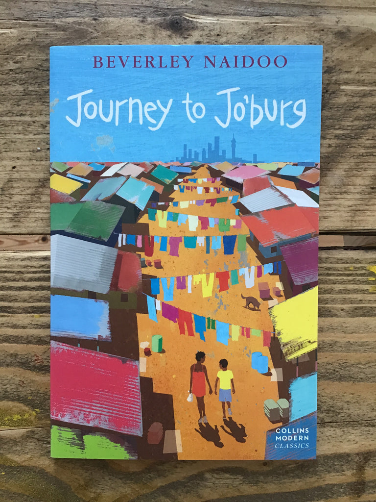Journey to Joburg