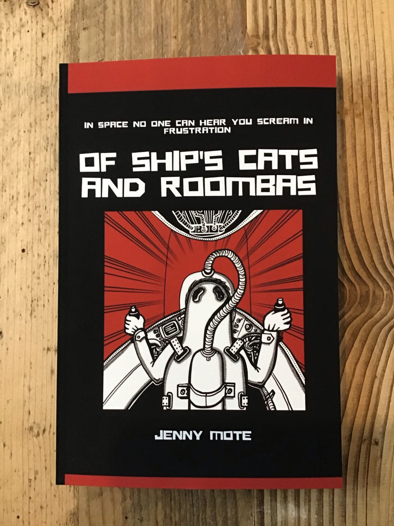 Of Ship's Cats and Roombas