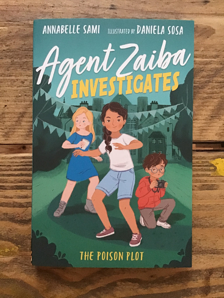Agent Zaiba Investigates: The Poison Plot:2