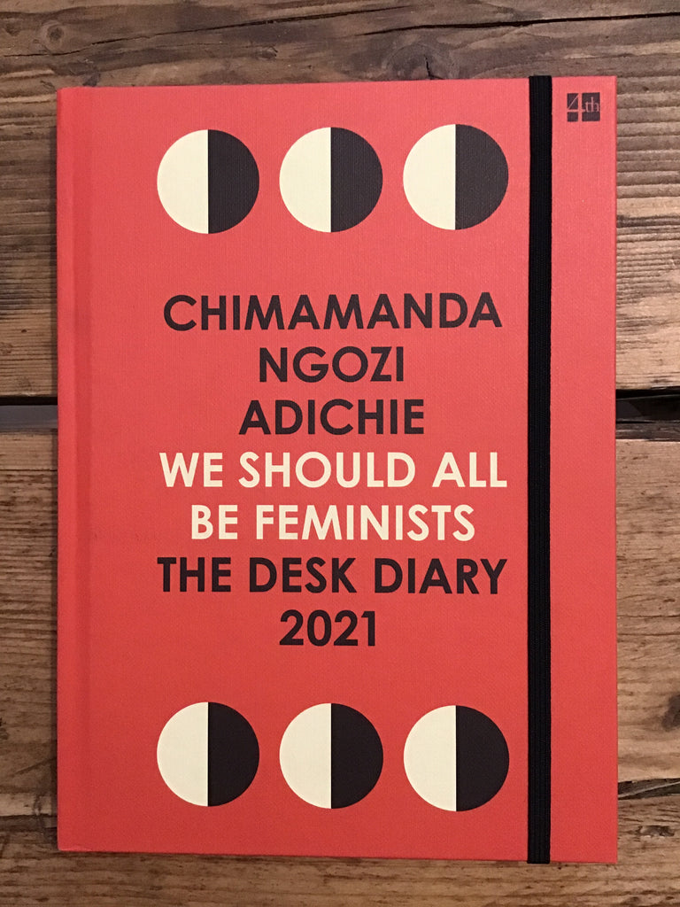 We Should All Be Feminists Diary 2021
