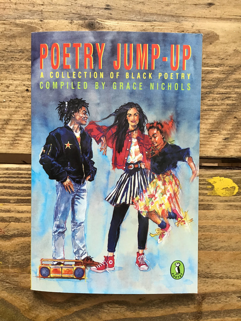 Poetry Jump-Up