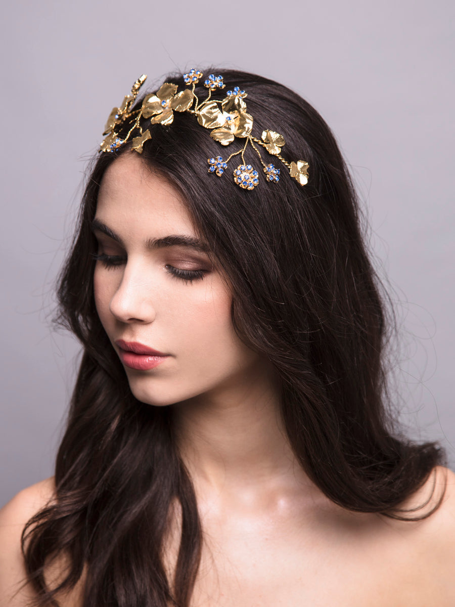 Flora Arabica | 12 | Gold Headpiece