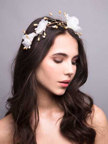 Bohemian Princess | 6 | Bronze Headpiece