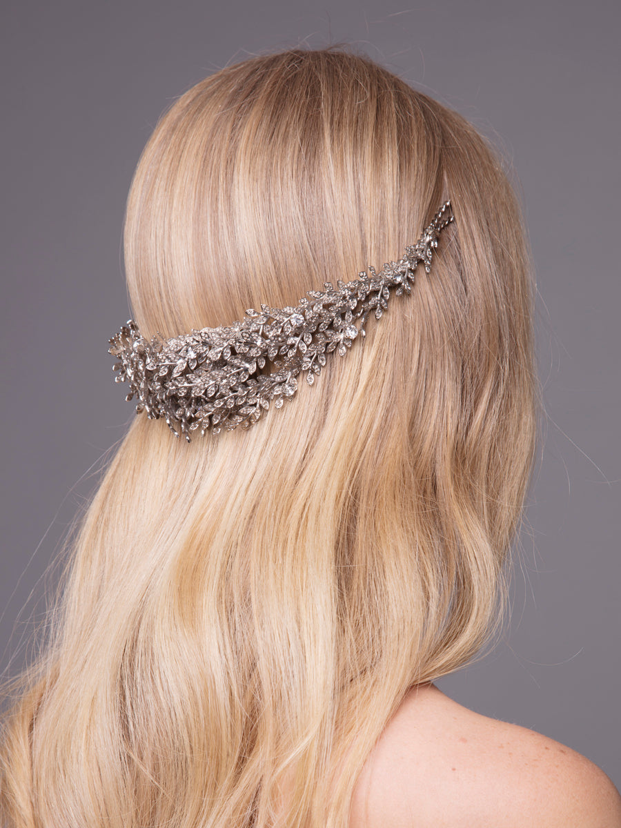 It's Thyme | 14 | Silver Headpiece