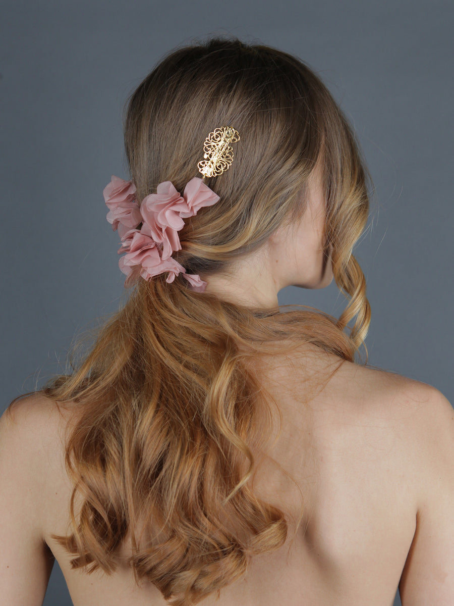 Through The Grapevine | 9 | Gold Headpiece