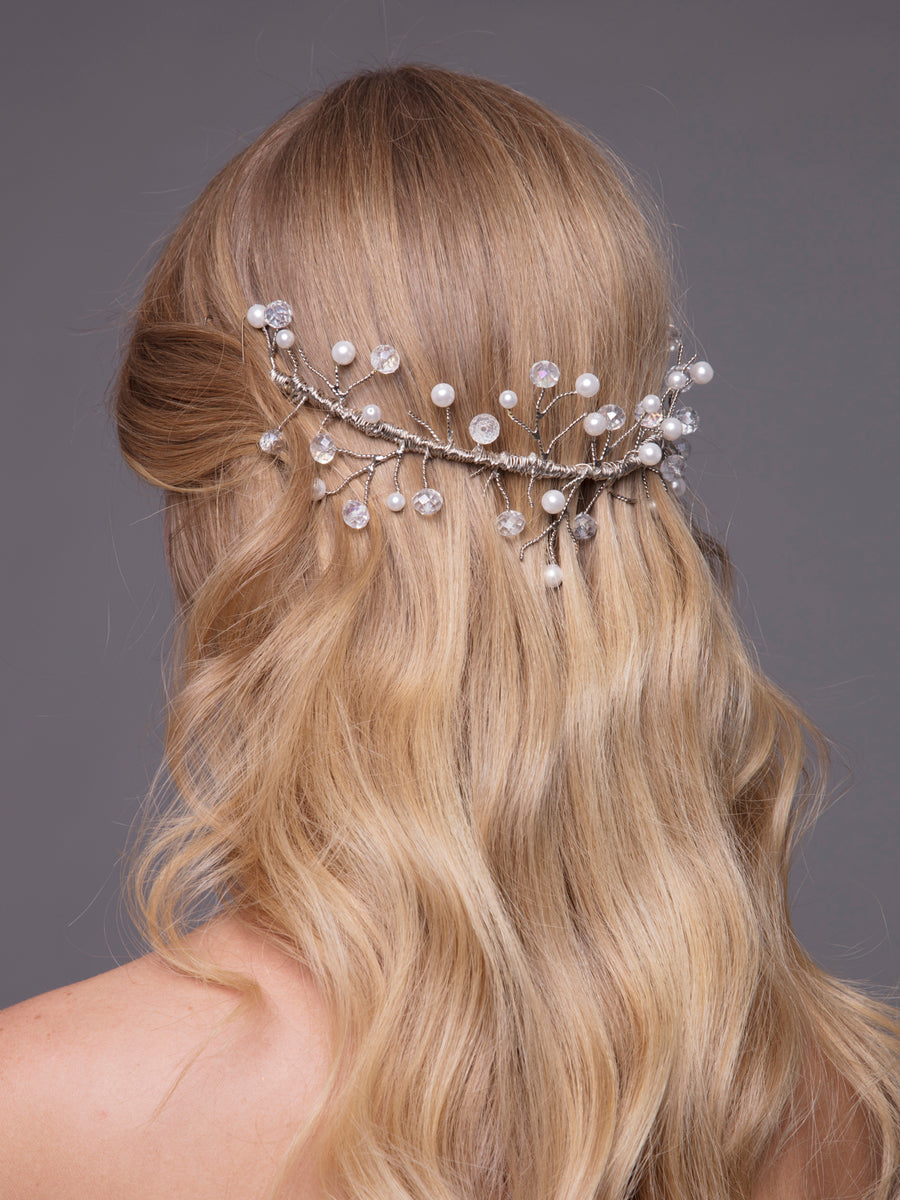 Drops to Eternity | 10 | Silver Headpiece