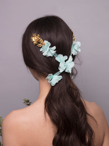Flora Arabica | 17 | Gold Headpiece
