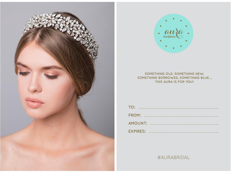 Aura Wedding Voucher | small