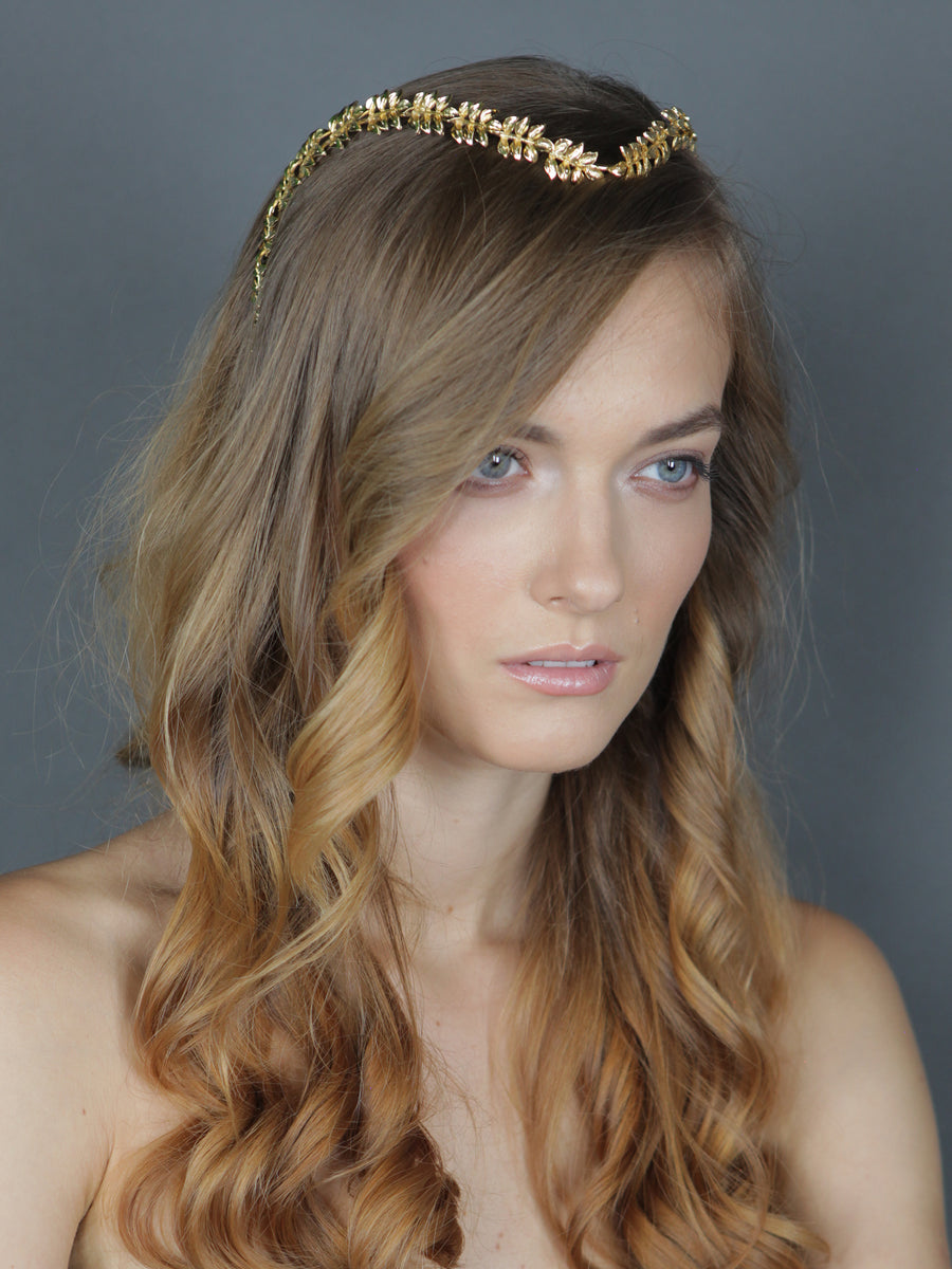 Through the Grapevine | 5 | Gold or Silver Headpiece