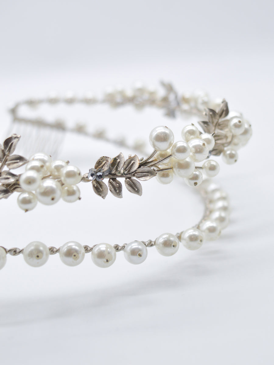 Winds of Change | 5 | Silver Headpiece