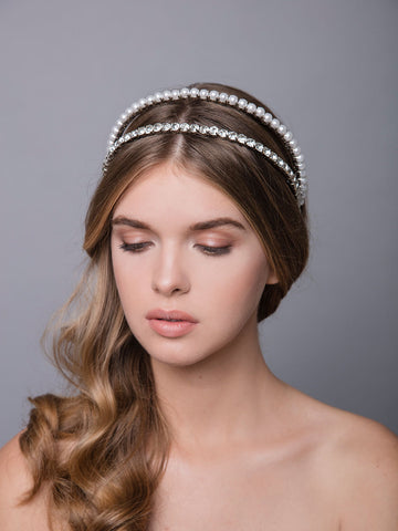 Drops To Eternity | 4 | Silver Headpiece