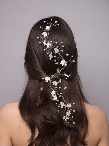 Drops To Eternity | 6 | Silver Headpiece