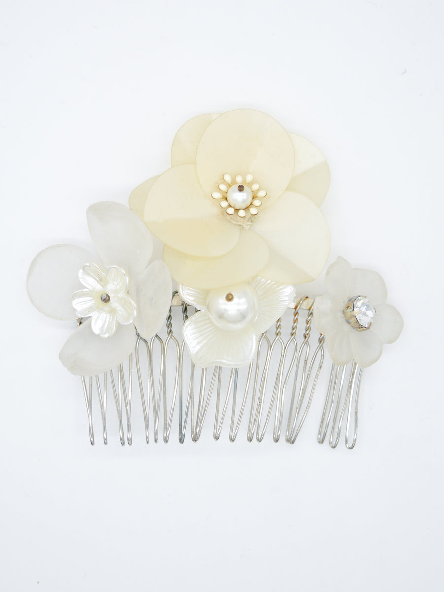 Gifts To The Bride | 6 | Acrylic Flowers Comb