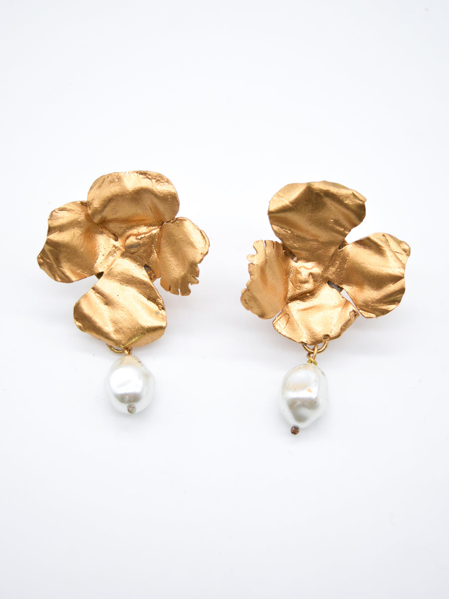 Winds of Change | 19 | Bronze Earrings