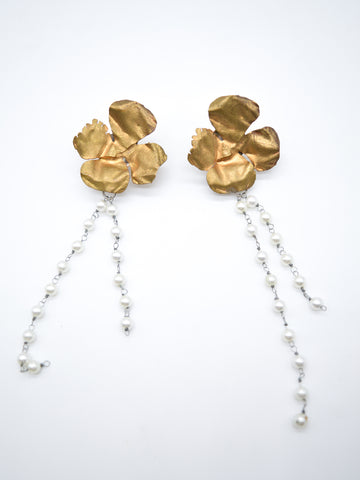 Will You Be My Bridesmaid? | 2 | Gold Earrings