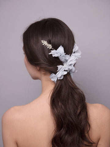 Something Blue | 2 | Silver Headpiece