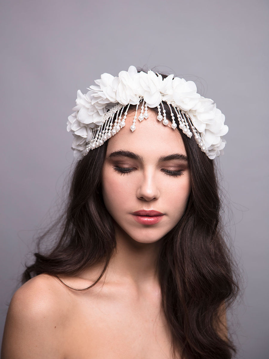 Something White | 2 | Headpiece