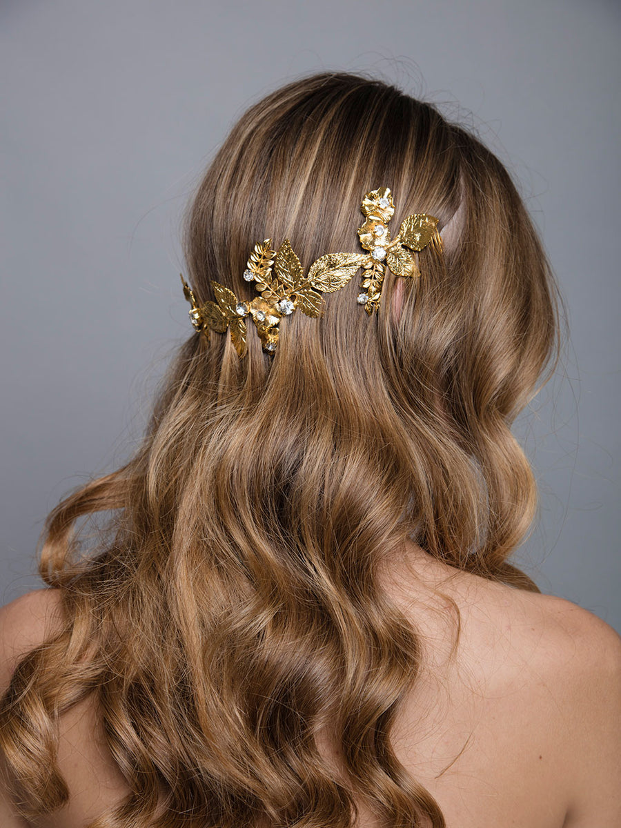 It's Thyme | 13 | Gold Headpiece