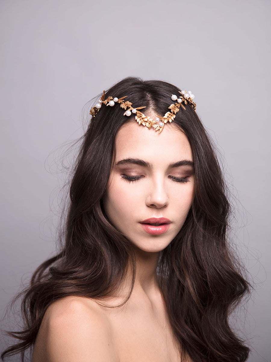 It's Thyme | 12 | Bronze Headpiece