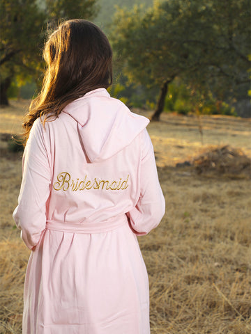 Will You Be My Bridesmaid? | 7 | Robe
