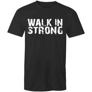 Men's Walk in Strong T-Shirt