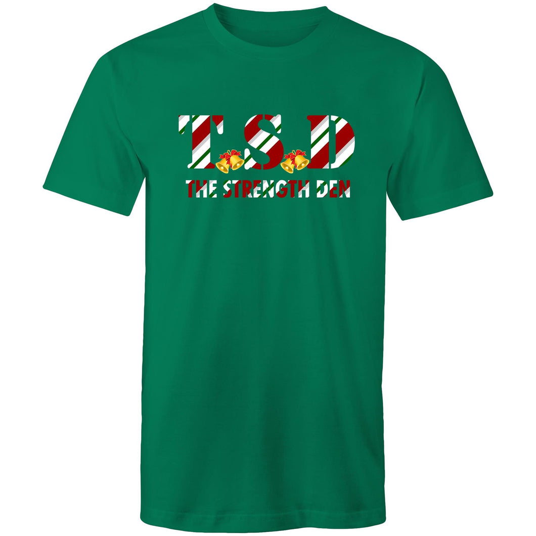 Men's 2020 TSD Christmas T-Shirt