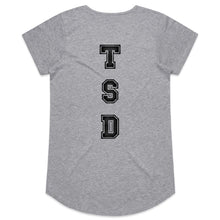 Load image into Gallery viewer, Ladies TSD To The Bone T-Shirt