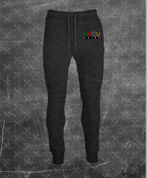 "HBCU Pride Joggers in Charcoal Gray ""Da Cookout"" #joggers"