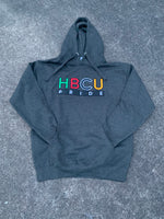 "Unisex HBCU Pride Hoodie in Charcoal Gray ""Da Cookout"" (Embroidered) #instock"