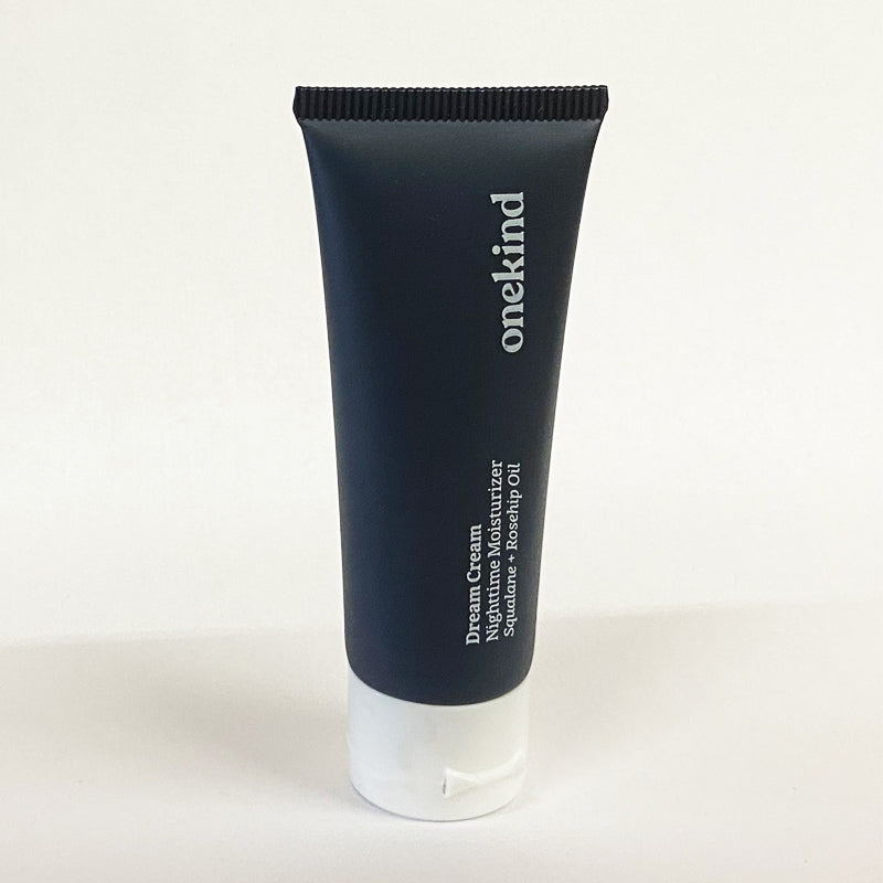 Limited Time Gift: Deluxe Mini Dream Cream Nighttime Moisturizer - Onekind Skincare