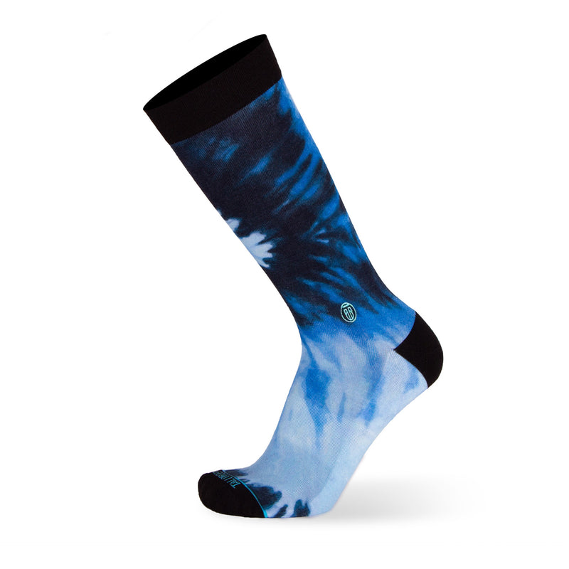 Tie Dye - Extra Cushioned - Dress Sock