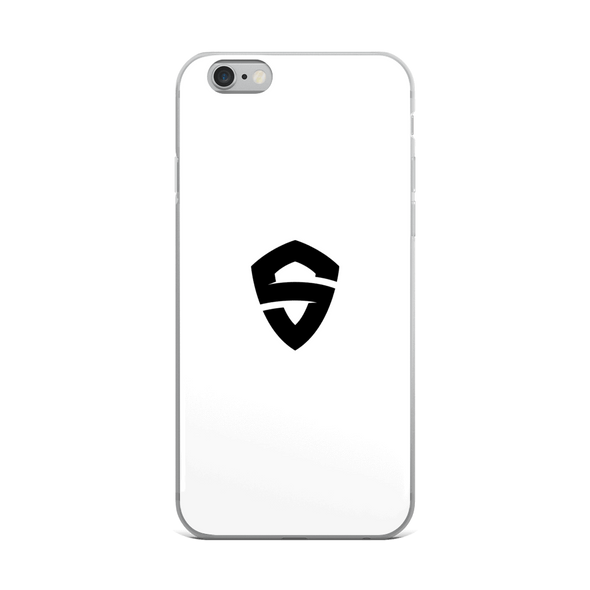 Strive (White) iPhone 5/5s/Se, 6/6s, 6/6s Plus Case
