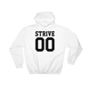 Strive Jersey Hoodie (White)