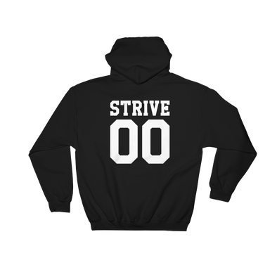 Strive Jersey Hoodie