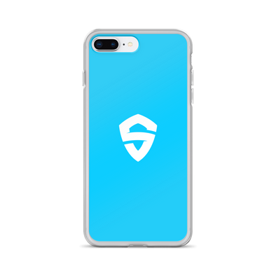Strive (Blue) iPhone 7/7 Plus Case