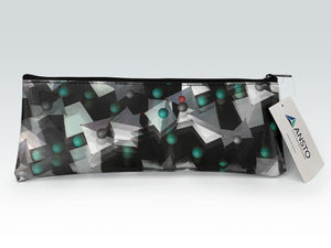 """Atoms up close"" pencil case"