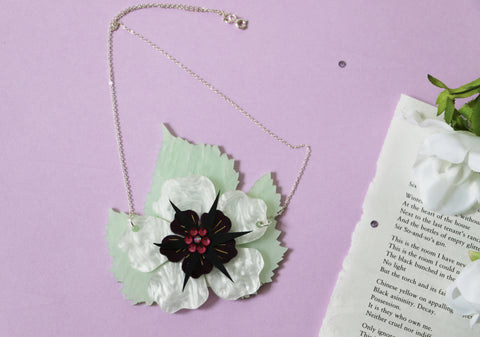 Anemone Necklace | Blossoming