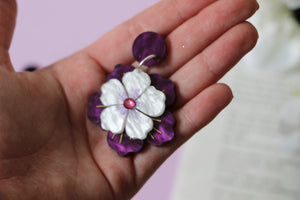 Anemone Earrings | Blossoming