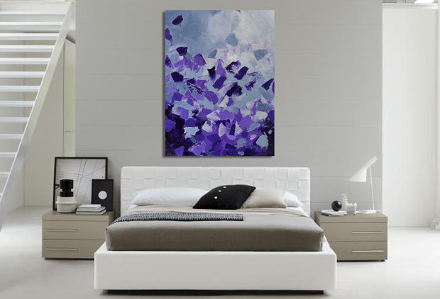 Blended by Preethi Arts- 40x30 - Original Contemporary Modern Abstract Paintings by Preethi Arts