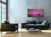 Wonderland by Preethi Arts- 24x48 - Original Contemporary Modern Abstract Paintings by Preethi Arts