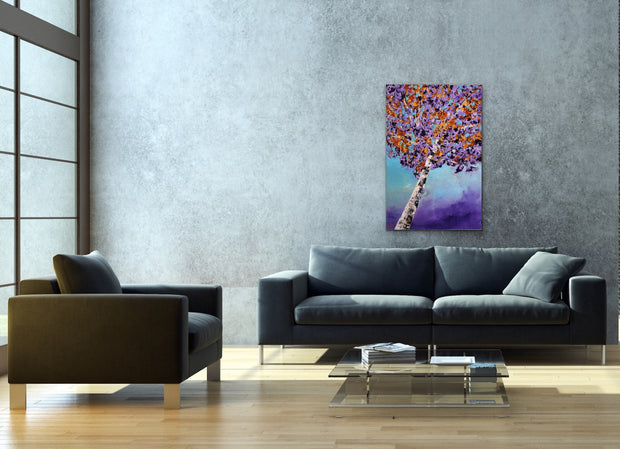 Essence by Preethi Arts- 24x36 - Original Contemporary Modern Abstract Paintings by Preethi Arts