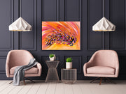 Surprise Party by Preethi Arts- 40x30 - Original Contemporary Modern Abstract Paintings by Preethi Arts