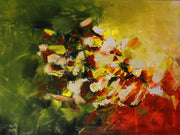 Minerals by Preethi Arts- 30x40 - Original Contemporary Modern Abstract Paintings by Preethi Arts