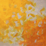 Tangy by Preethi Arts- 36x36 - Original Contemporary Modern Abstract Paintings by Preethi Arts