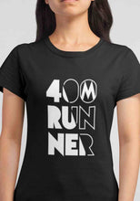 Load image into Gallery viewer, 400 Metres Runner T-Shirt