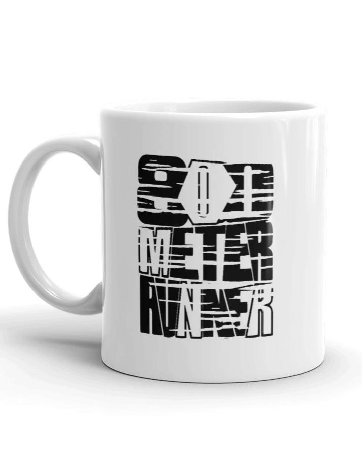 800 Meters Coffee Mug