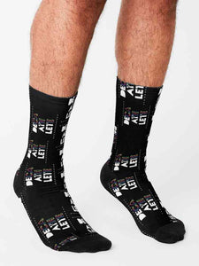 Decathlete Socks