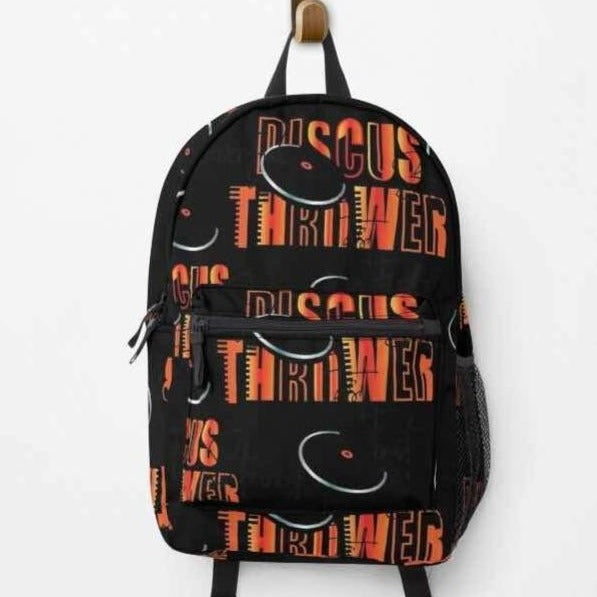 Discus Thrower Backpack
