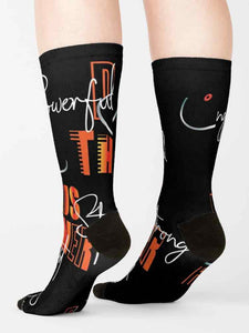 Discus Thrower Socks